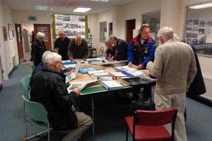 China Clay History Society Volunteers