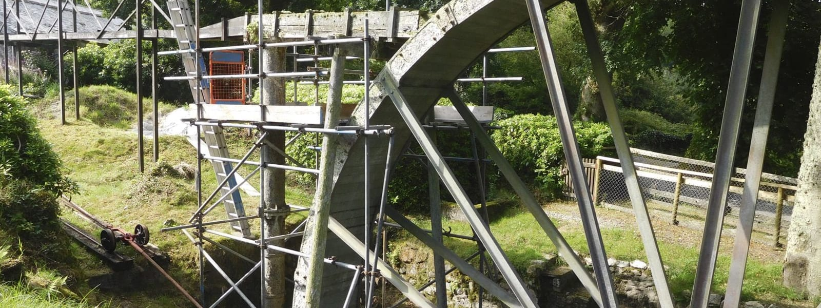 Historic England awards Wheal Martyn Clay Works Covid-19 emergency funding